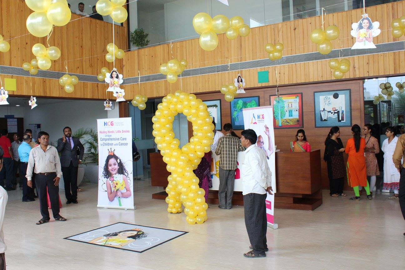 HCG Vadodara Launches Comprehensive Pediatric Oncology Unit