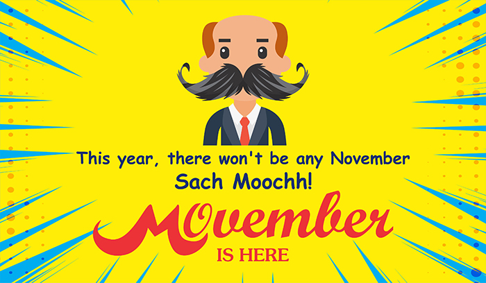 Movember is Here!